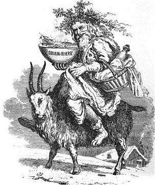 Here We Come A-Wassailing; The Roots of a Christmas Tradition - The ...